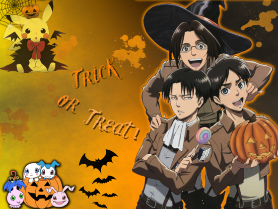 Halloween Crossover