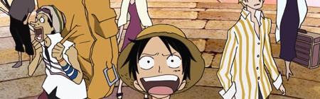 One Piece: Baron Omatsuri und die geheimnisvolle Insel